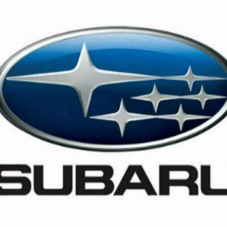 Subaru Brake Rotors