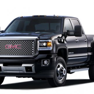 GMC 1500 2500 3500 Brakes